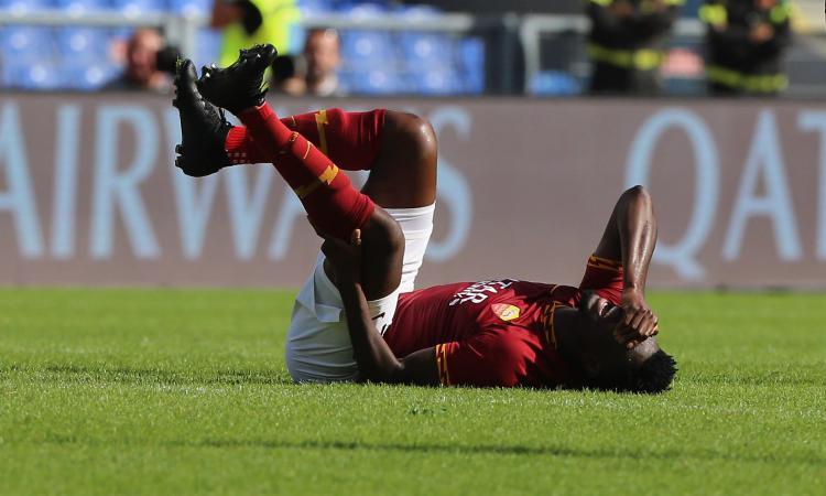Roma, caos Diawara: rischia lo 0-3 col Verona