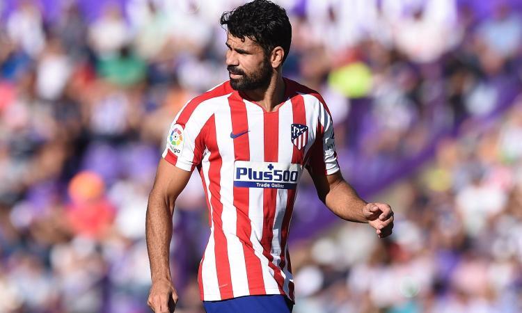 Atletico Madrid: quattro squadre su Diego Costa