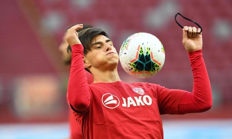 Ct Macedonia: 'Ringrazio il Napoli per aver reso Elmas un giocatore migliore'
