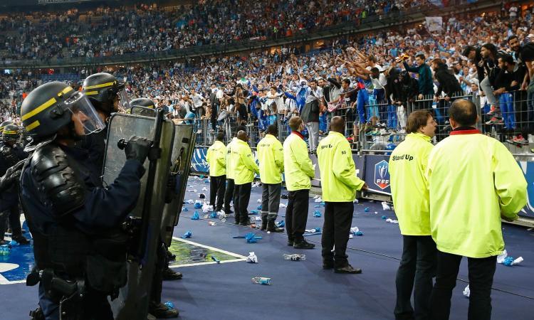 L'ombra politica sul calcio: allerta massima a Parigi, in arrivo 30 mila turchi