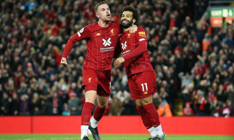 Henderson e Salah ribaltano Kane: il Liverpool batte ancora il Tottenham