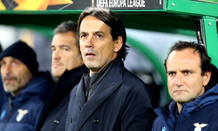 Lazio, Inzaghi: 'Sfida scudetto con la Juve? Distacco accorciato, ma restiamo umili'
