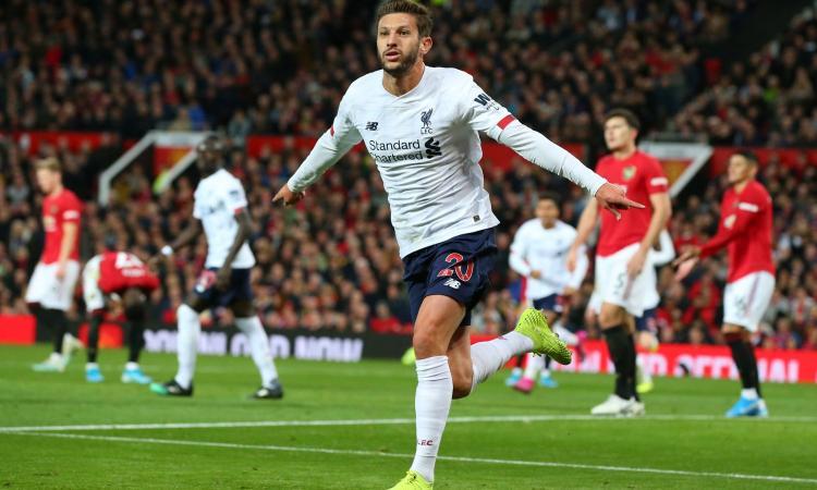 Il Liverpool si ferma a Old Trafford. Col Manchester United è 1-1 e Solskjaer si salva