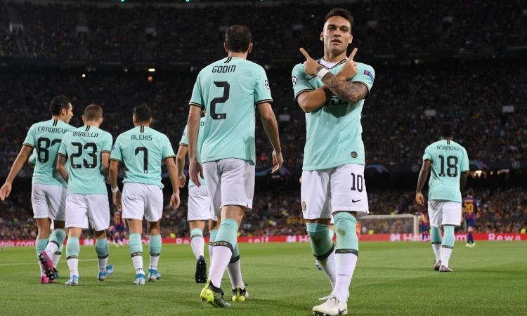 Inter, Lautaro avverte la Juve: 'Siamo arrabbiati!'