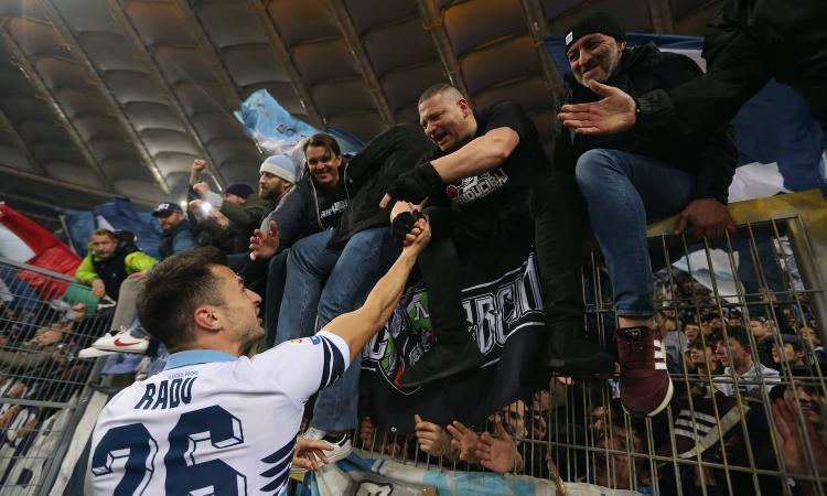 Retroscena Milan-Lazio: Radu tra i più euforici, ecco cosa ha ricordato a tutti