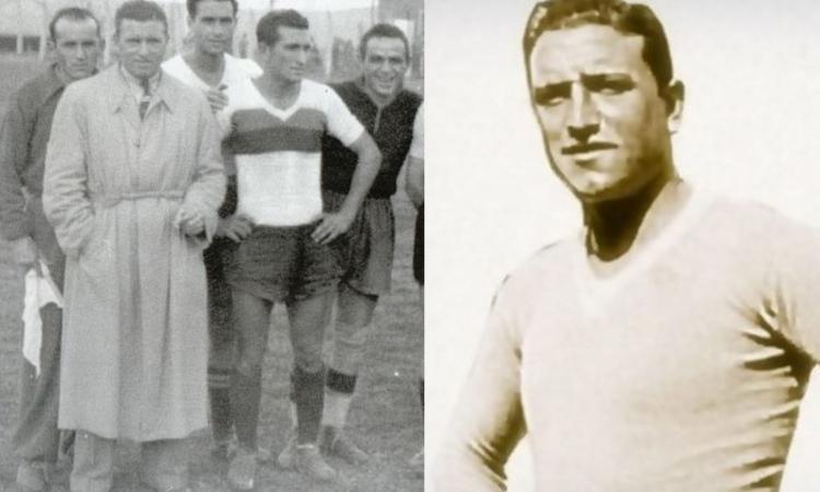 Levratto lo sfondareti, storia del più grande calciatore italiano senza scudetto