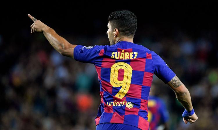La Juve vara il blitz Suarez con la strategia... di Monchi: la 'copia' che tenta il Barcellona