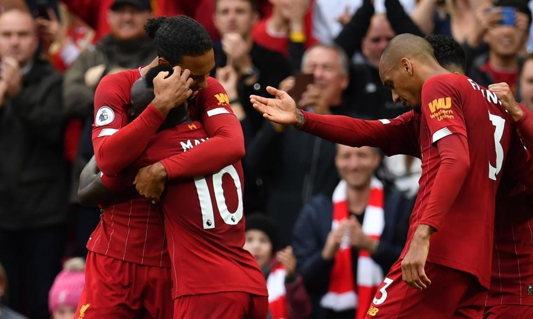 Liverpool, una squadra da Pallone d'Oro