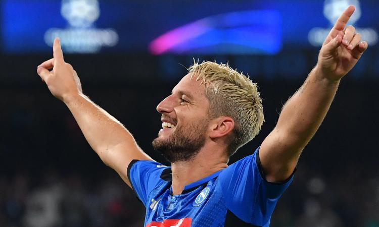 Inter, Mertens al bivio: Marotta in pressing con la promessa di Conte