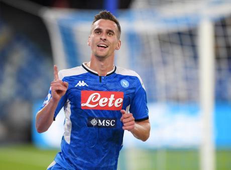 Mirabelli rivela: 'Volevo Milik al Milan'