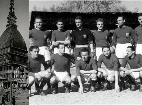 Il derby di guerra del 1945 fra Torino Fiat e Cisitalia Juve: risse in campo e raffiche di mitragliatrici naziste