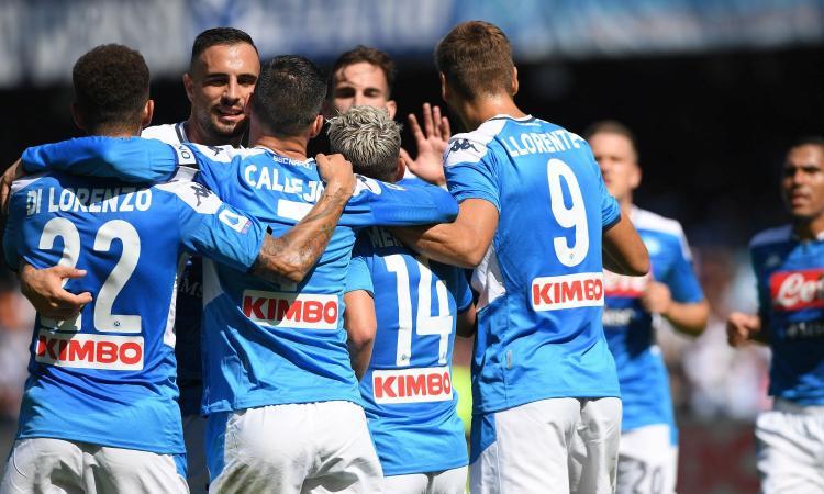 Napoli, ADL ai suoi calciatori: 'Niente multe, ma...'