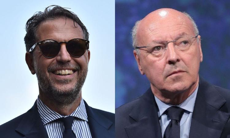 Da Lukaku a Dybala-Icardi, Inter-Juve è anche Marotta contro Paratici