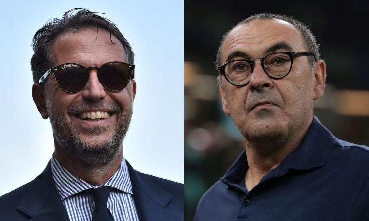 Paratici: 'Sarri si merita la Juve e lo scudetto. Rinnovo Dybala? Ci siamo. In Champions non conta solo la bravura...'