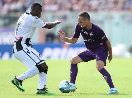 Se Ribery e Chiesa non brillano ci pensa la difesa, ma l'Udinese è stata l'avversaria peggiore per la Fiorentina