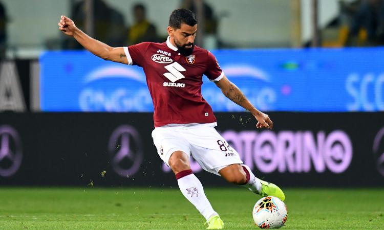 Torino, Rincon: 'Mi manca il pallone, ma stiamo a casa e doniamo'