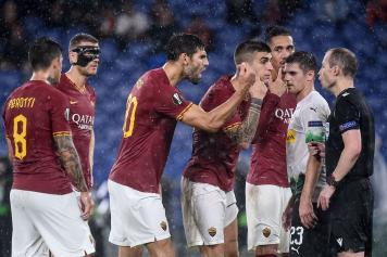 Roma proteste gruppo Collum