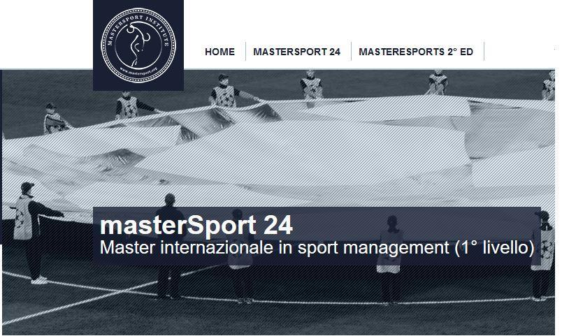 Vai al masterSport e a CM scrivendo su VXL: al via la seconda fase, ecco il nuovo tema!