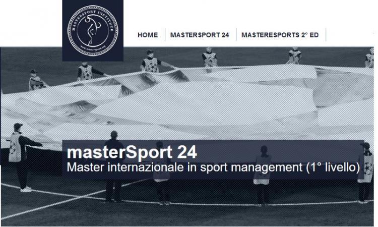 Vai al masterSport: ultimi due giorni per partecipare e diventare un manager del calcio