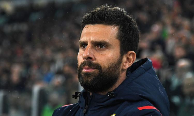 Genoa, Thiago Motta: 'Grande prestazione dei miei. Su Ancelotti...'