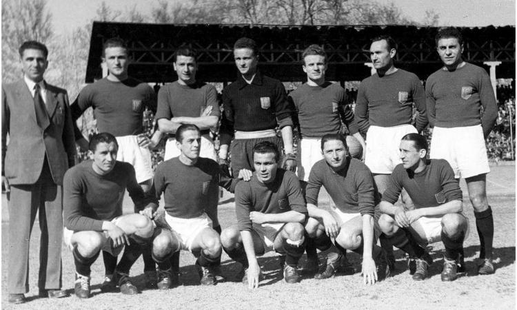Campionato fermo, il precedente della Seconda Guerra Mondiale: il calcio però non si fermò del tutto...
