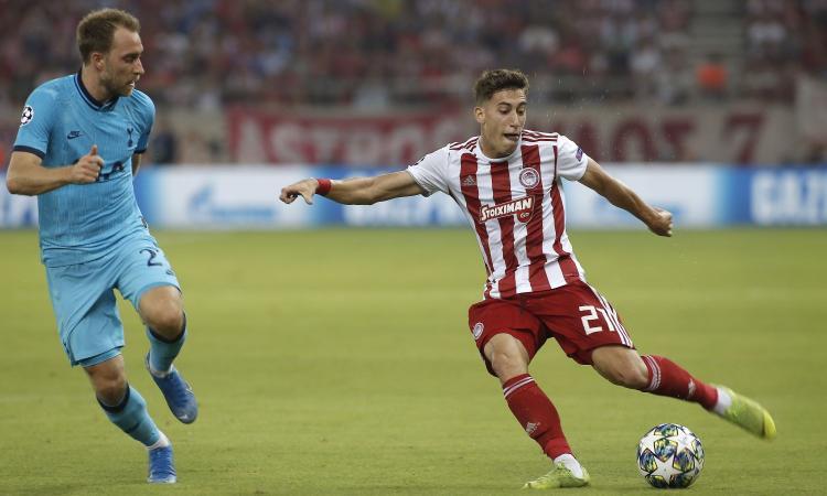 Napoli, duello con l'Arsenal per un talento greco