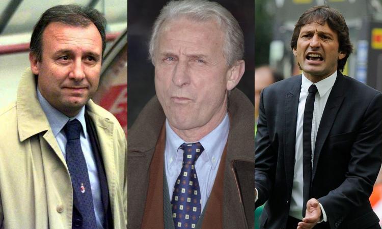 Prima di Pioli: le storie e i risultati dei sette che hanno allenato sia il Milan che l'Inter
