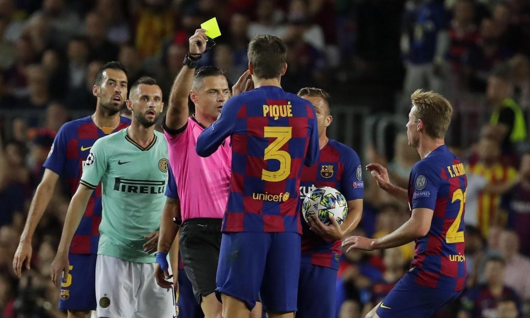 Questo è troppo anche per il Barcellona...