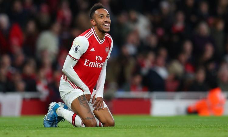Arsenal, critiche ad Aubameyang: il motivo