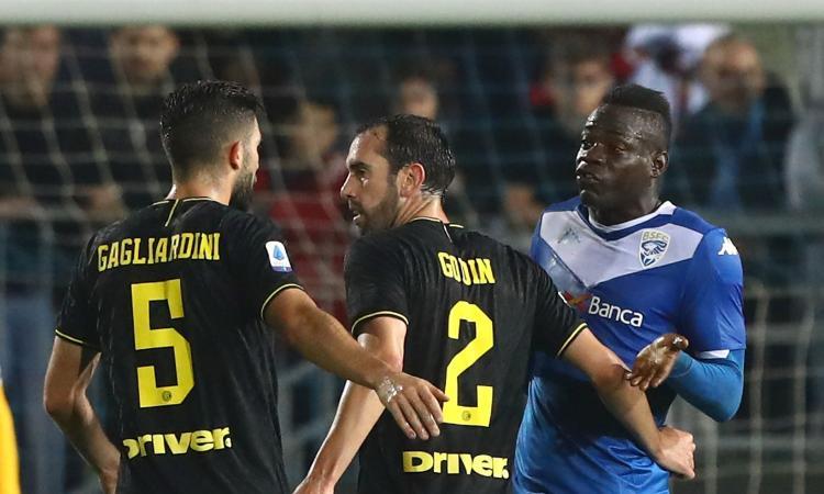 Brescia-Inter, rivivi la MOVIOLA: Donnarumma chiede un rigore, accenno di rissa Tonali-Gagliardini
