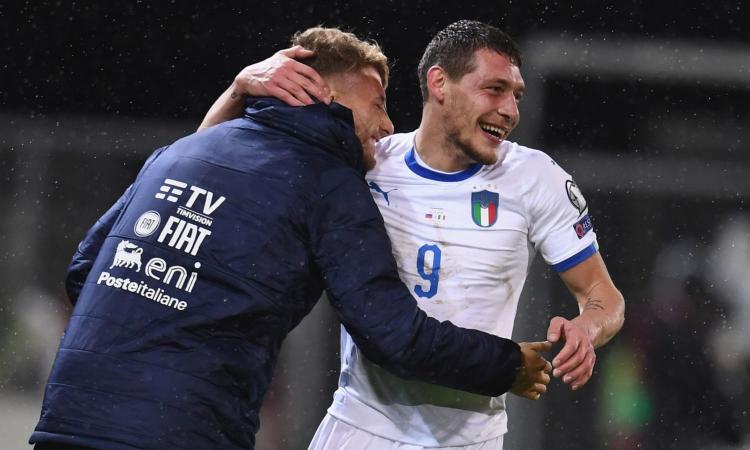 Italia, le pagelle di CM: Di Lorenzo e Cristante volano. Male Zaniolo, Belotti prenota una maglia