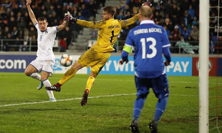 Italia, Belotti record col Liechtenstein