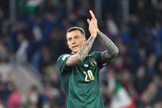Bernardeschi: 'We're on the right path. The Stadio