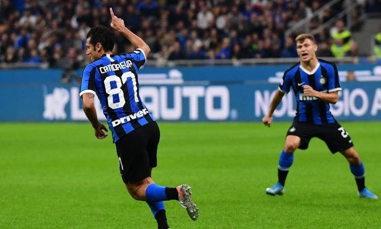 L'ag. di Candreva: 'Dispiaciuto per il modo brusco con cui l'Inter gli ha detto di partire'