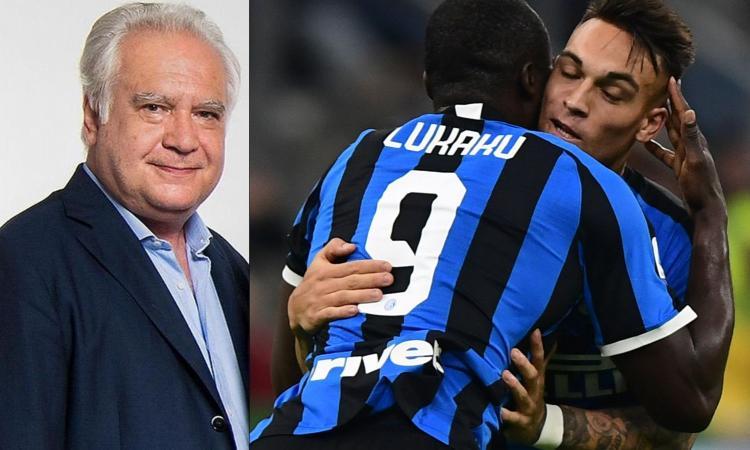 Un cappuccino con Sconcerti: Lukaku-Lautaro, coppia ideale per l'Inter che non gioca