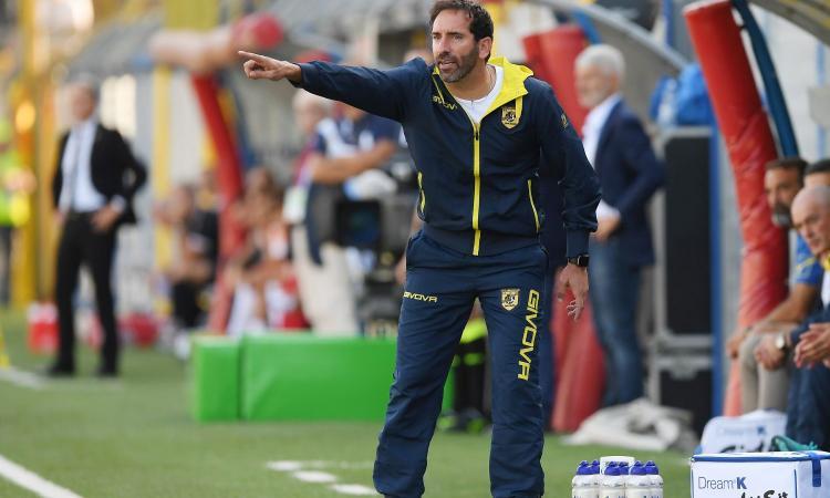 Chievo Verona-Juve Stabia 2-3: il tabellino