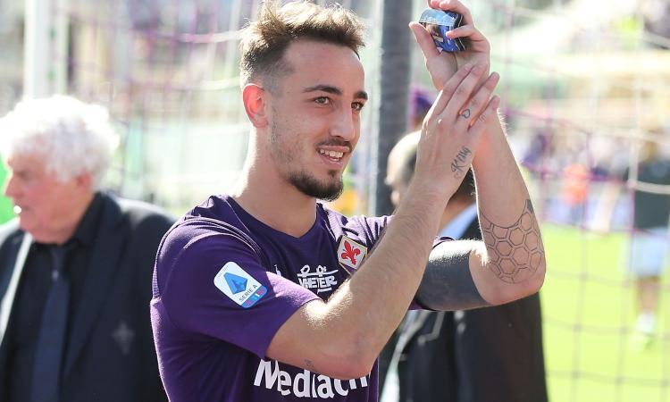 Fiorentina. due big su Castrovilli