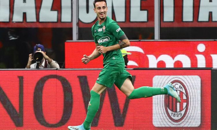 Castrovilli: 'Ammiravo il Milan di Sheva e Kakà, voglio portare la Fiorentina in Champions'
