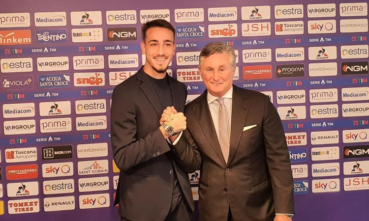 UFFICIALE, rinnova Castrovilli: 'Voglio diventare un simbolo della Fiorentina'