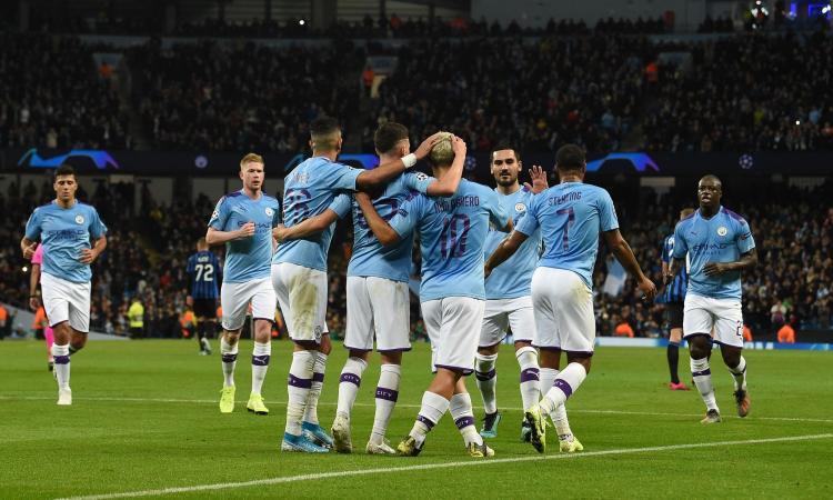 L'Atalanta sogna 6', poi il City la sveglia: 5-1 per Guardiola, Gasperini ancora a 0 punti