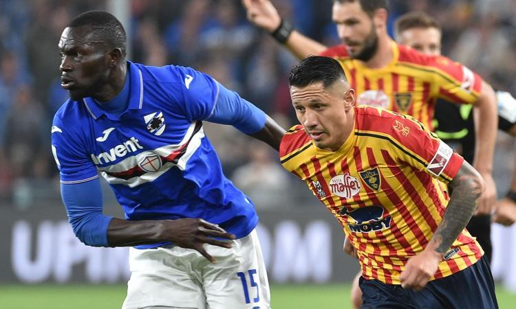 Sampdoria, assalto per Colley: non solo Celtic, c'è anche il Rennes
