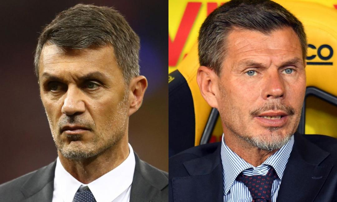 Maldini e Boban: è il momento di agire