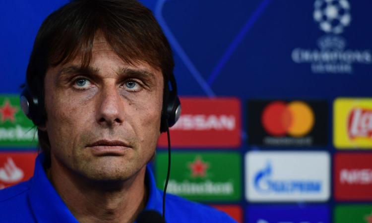 Inter, Conte: 'Non torniamo indietro, 3-5-2 per dare schiaffoni a tutti' VIDEO