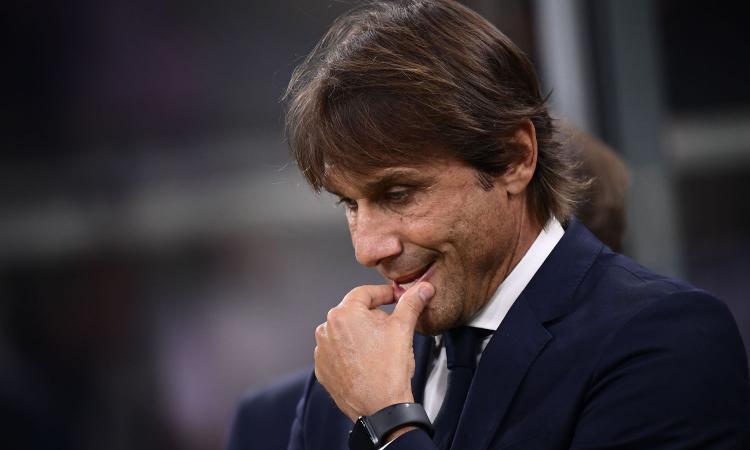 Inter, Conte: 'Scudetto? Bisogna essere realisti, Juve e Napoli sono più forti'