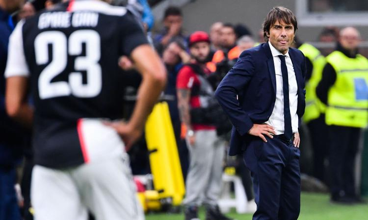 Conte: 'Non possiamo paragonare l'Inter alla Juve, sono di un'altra categoria. Ci serve tempo' VIDEO