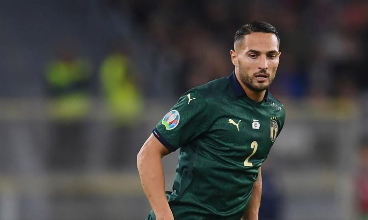 Inter, allarme D'Ambrosio: 'Temo di essermi fratturato il mignolo del piede'