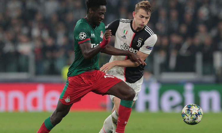 Juve-Lokomotiv, le pagelle di CM: De Ligt ancora un flop, che Joao Mario!