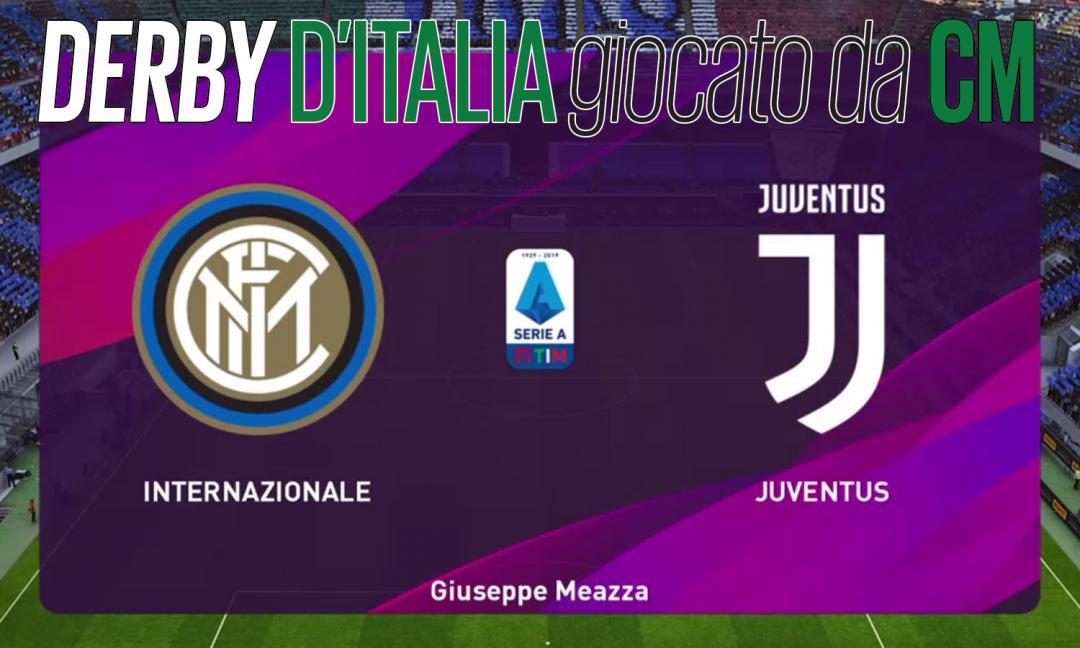 Il Derby d'Italia: la Juve contro se stessa