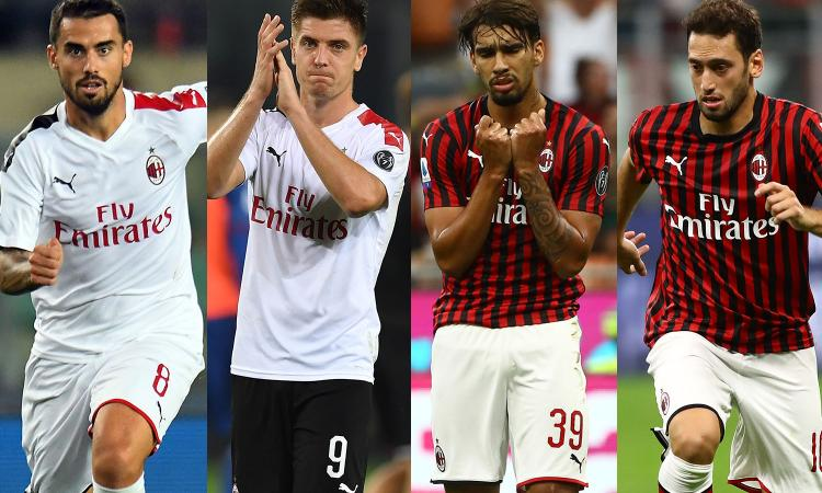 Da Suso-Rebic a Paquetà-Calhanoglu, i duelli di Pioli: chi scegliere per il nuovo Milan? VOTA