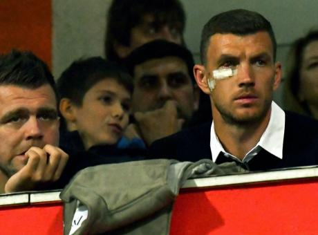 Inter, che errore non prendere Dzeko! L'intermediario: 'Voleva Milano ma...'